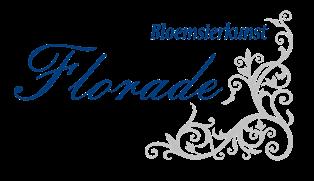 Bloemsierkunst Florade logo