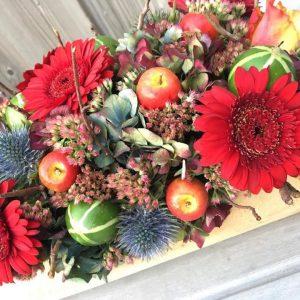 Bloemstuk gemaakt door Bloemsierkunst Florade